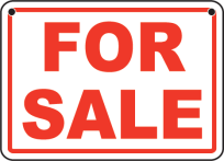 For Sale Logo