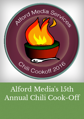 Alford Chili Cook-Off 2016