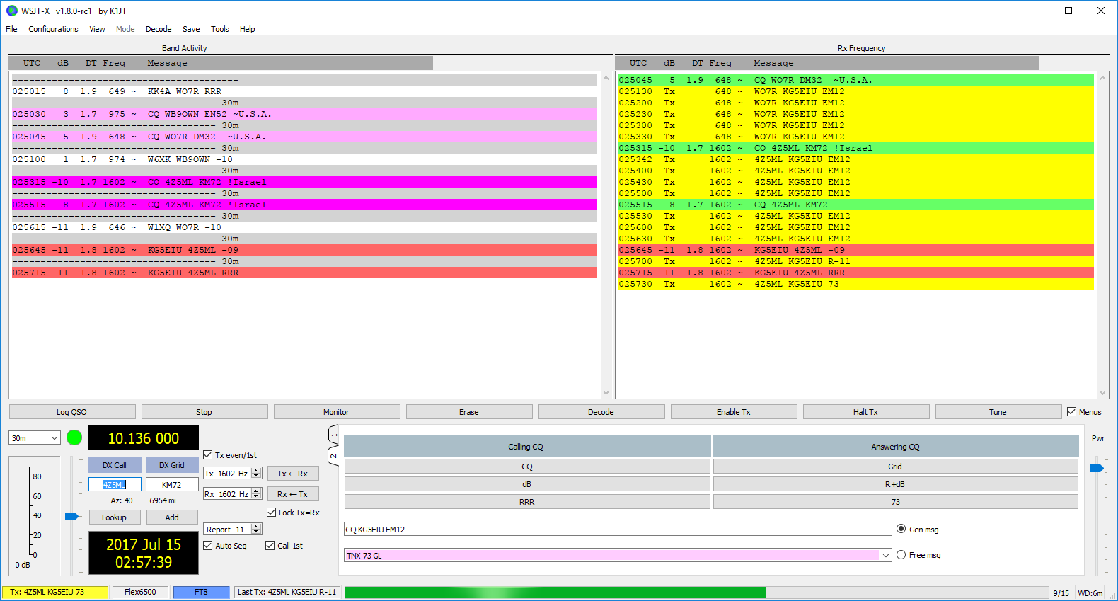 FT8-QSO
