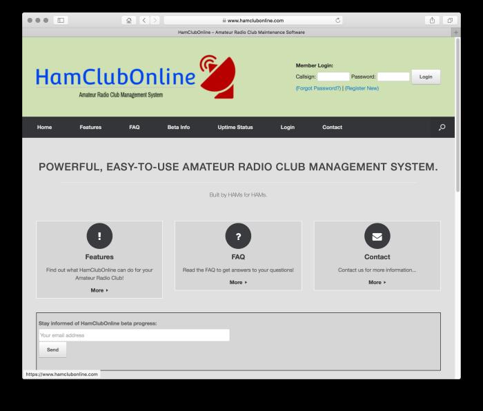 hcol-web-page