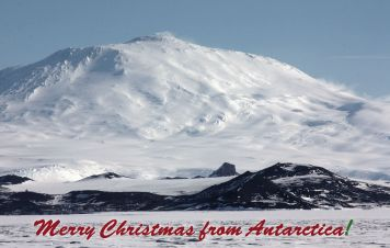 Antarctica Merry Christmas Card-2