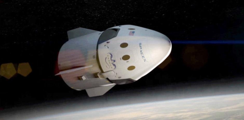 spacexdragoncapsule